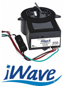 iWave air purifying