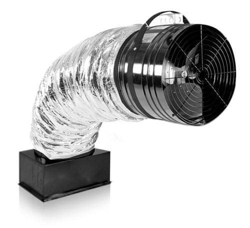QuietCool Whole House Fan