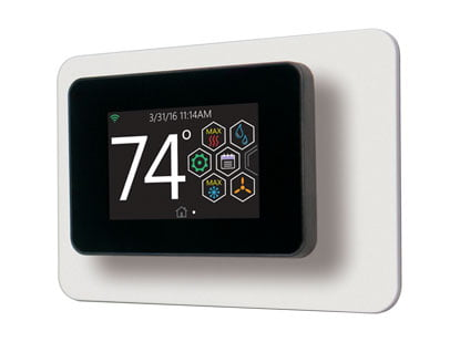 Hx™ Touch-screen Communicating Thermostat