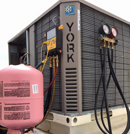 air conditioning replacement in Torrance,CA