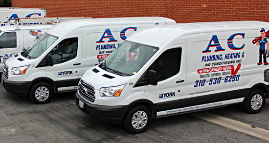 Air Conditioning, Heating & Plumbing in Rolling Hills, CA
