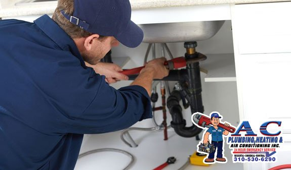 Drain Cleaning in the South Bay