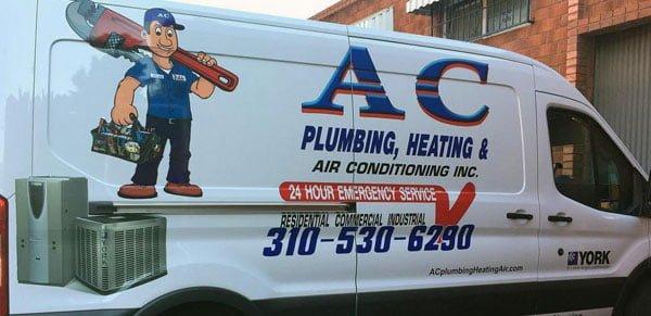 AC Heating Plumbing Rancho Palos Verdes CA